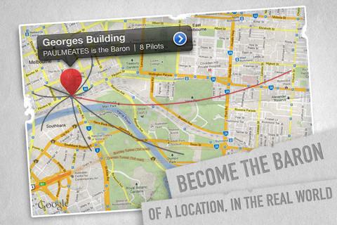 GU MA Paper Baron iPhone screenshot