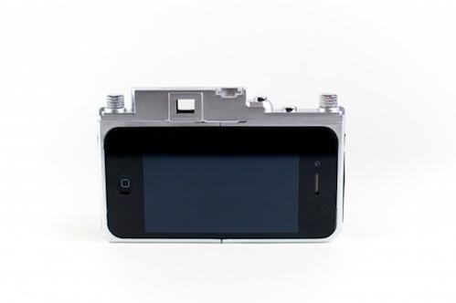 iPhone Rangefinder achterkant
