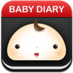 Baby Diary iPhone iPod touch dagboek kind