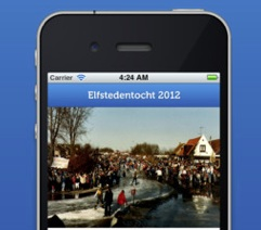elfstedentocht iphone