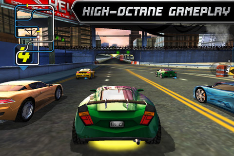 GU VR Rogue Racing iPhone iPod touch
