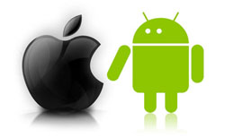 Android iPhone