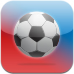 Sportwereld Voetbal iPhone iPod touch
