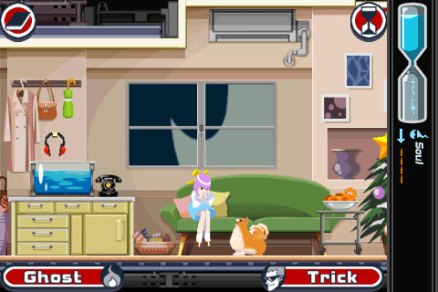 GU DO Ghost Trick Phantom Detective iPhone iPod touch iPad