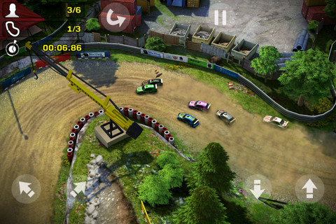 GU DO Reckless Racing 2 iPhone iPod touch