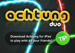 Achtung Duo Nederlands spel iPhone iPod touch