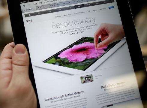 Websites twijfelen of ze ook het iPad Retina Display moeten ondersteunen