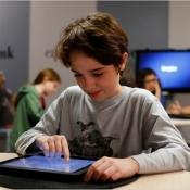 iPad kinderen
