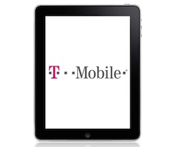 T-Mobile iPad
