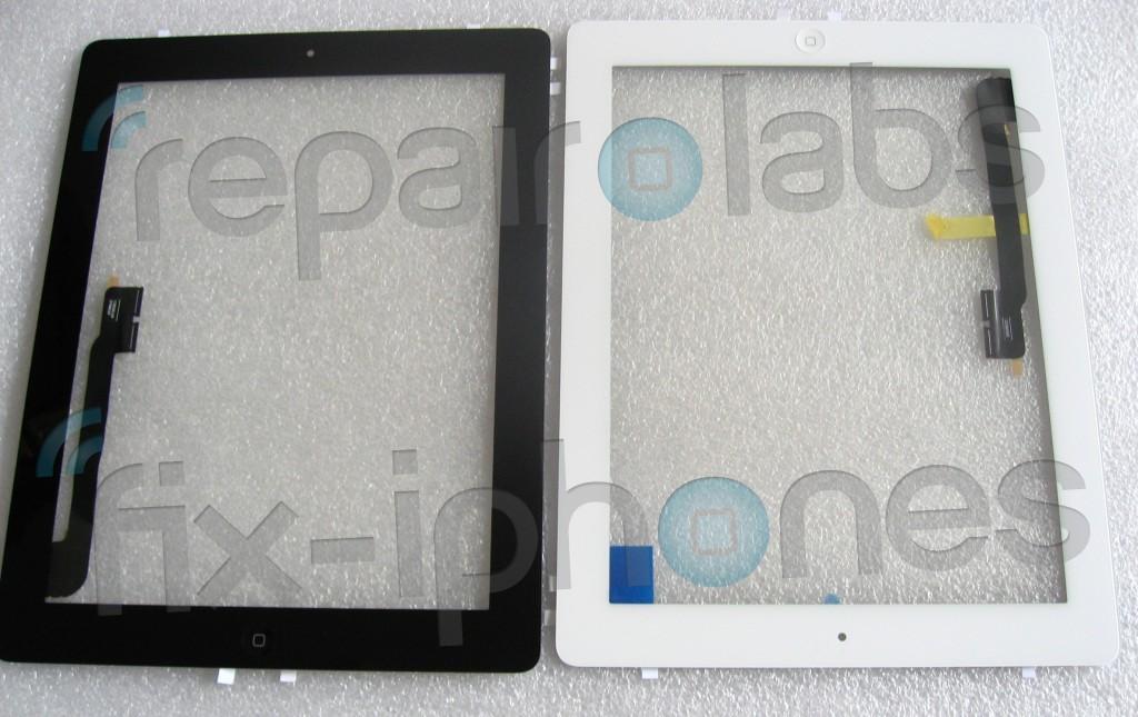 iPad 3 voorkant