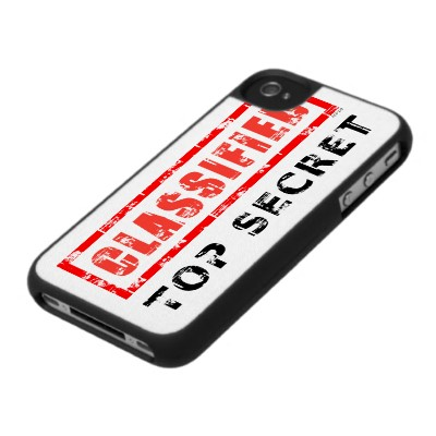 iPhone classified