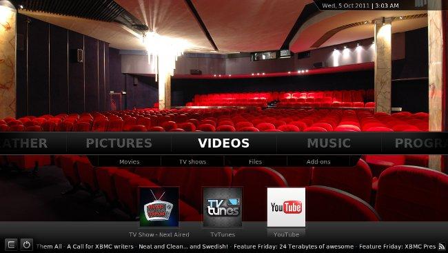 XBMC 11.0 Eden beschikbaar met ondersteuning voor AirPlay