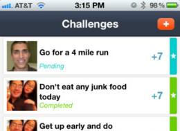 You're On geef elkaar uitdagingen