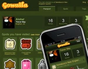 gowalla iphone