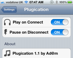 Plugication
