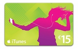 85b01f5e308 Trekpleister verkoopt iTunes Cards met 20 procent korting