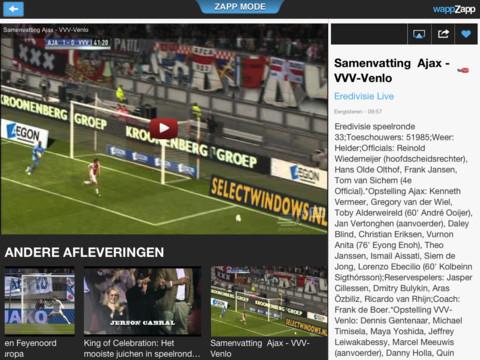 WappZapp.tv update header