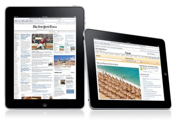iPad internet