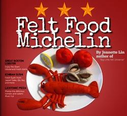 felt food michelin