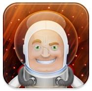 astronut ipad icoon