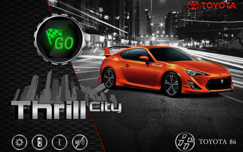 GU WO Thrill City iPhone iPod touch