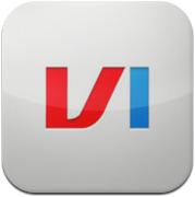 Voetbal International VI iPhone-app