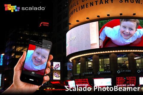 Scalado PhotoBeamer iPhone iPod touch