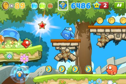 Mega Run screenshot iPhone