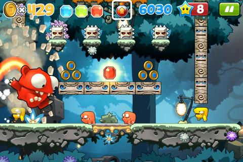 Mega Run iPhone screenshot