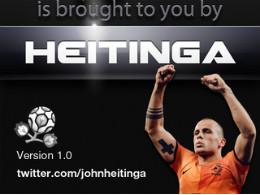 Euro2012 by Heitinga iPhone