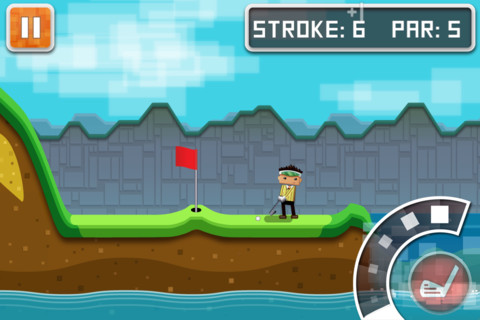 GU VR Golf Squared iPhone iPod touch