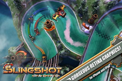 GU DO Slingshot Racing iPhone iPod touch