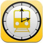 Treintijden iPhone iPod touch snel treintijden zien