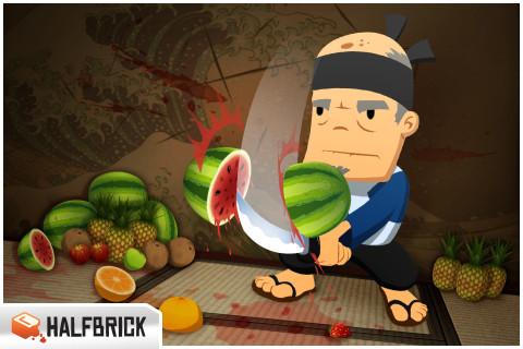 GU MA Fruit Ninja header
