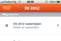 EK 2012 iPhone-apps EK-2012