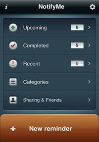 notifyme iphone