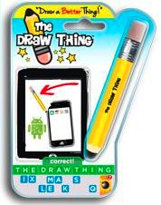 the draw thing