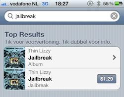 jailbreak itunes store