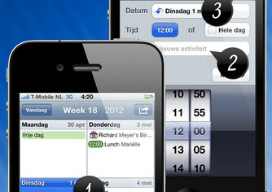 Easy Calendar update 2.0 iPhone iPod touch