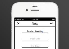 Remain iPhone app takenlijst deadlines
