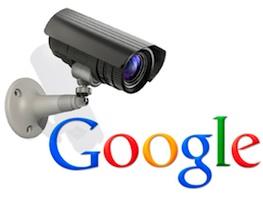 google logo cam
