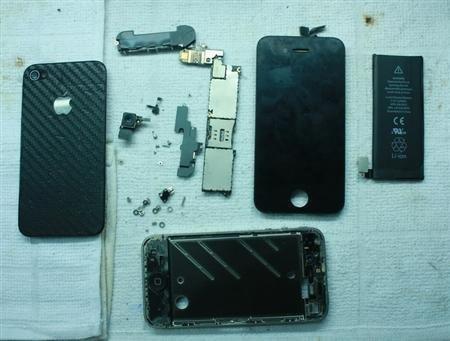 iPhone hardware