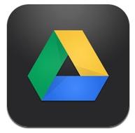 google drive icoon