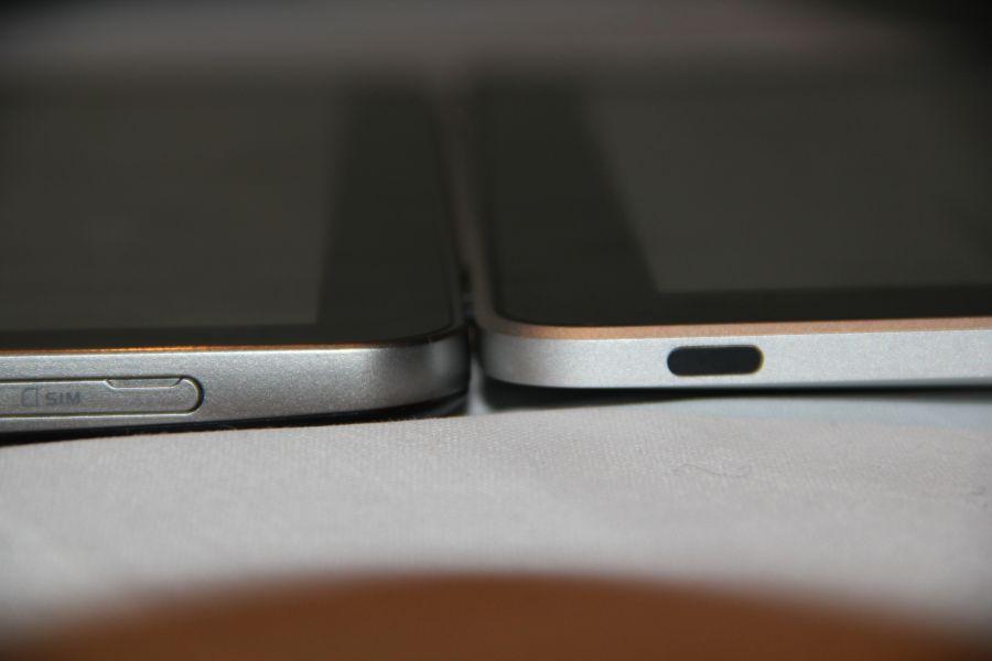 Galaxy Tab 10.1 iPad