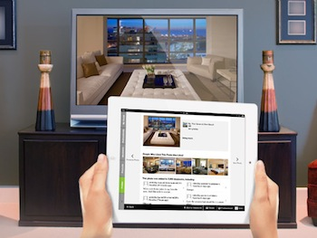 houzz interieur ipad