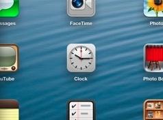ipad klok app