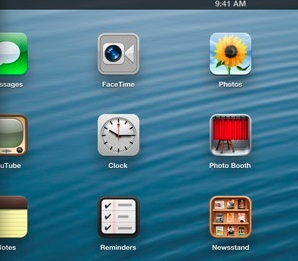 ipad klok-app