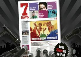 7Days de krant op de iPad
