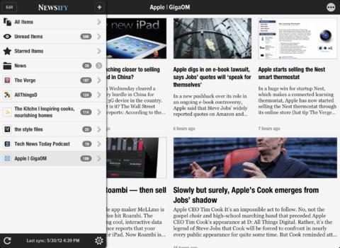 newsify ipad