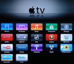 apple tv icons